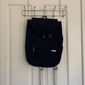 Navy Blue Everlane Backpack